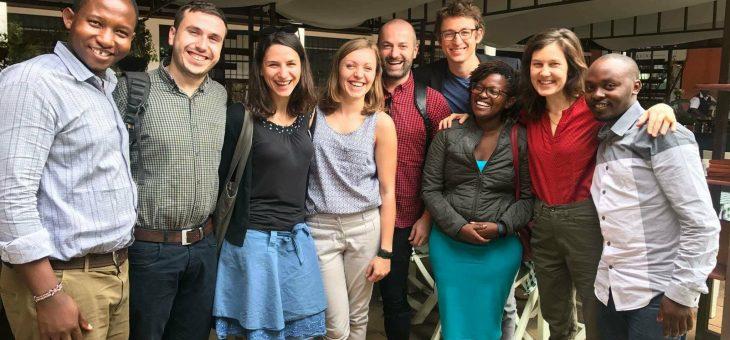 STUDY VISIT IN KENYA