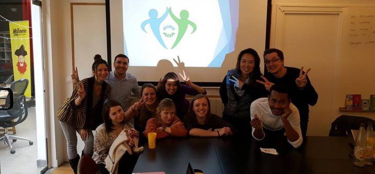 EuroAsia Volunteering Assistance Programme  – Kick Off Meeting