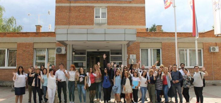 Youth Bank Hub for Western Balkan and Turkey – Study Visit Belgrade