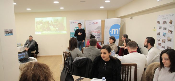Second Capacity Building Training of Youth Banks Network Macedonia (YBNM)