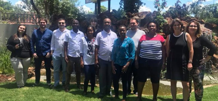 Yes We Care Too – Kick off Meeting in Zimbabwe