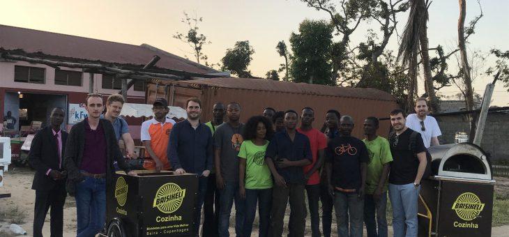 Contact-making Seminar in Mozambique: Discovering Social Entrepreneurship Ecosystem
