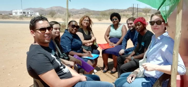 Second Contact – Making Seminar in Namibia:  Exploring Growing Entrepreneurship Ecosystem