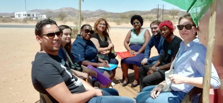 Second Contact – Making Seminar in Namibia:  Exploring Growing Entrepreneurship Ecosystem