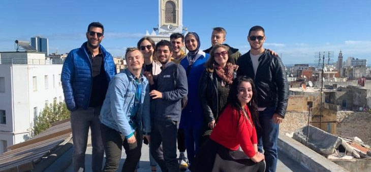 Social Innovation Voyage in Tunisia – SOLID Project