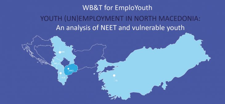 The Baseline Study: Youth un(employment) in North Macedonia: An Analysis of NEET and Vulnerable Youth