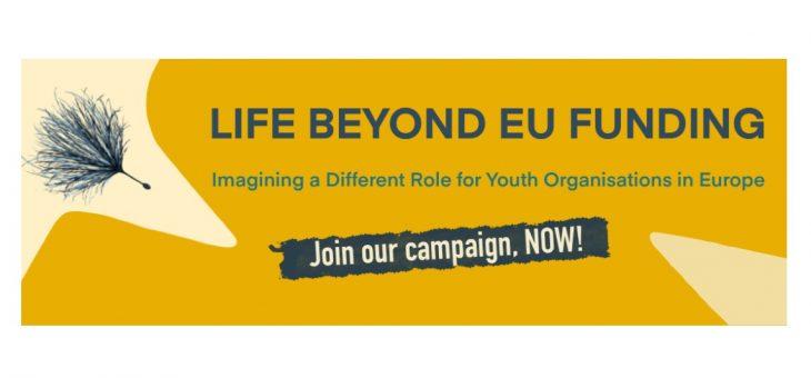 Mladiinfo part of the Life Beyond EU Funding Initiative