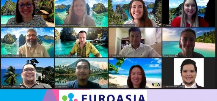 Euroasia vol.2 Volunteering Program had officially started!