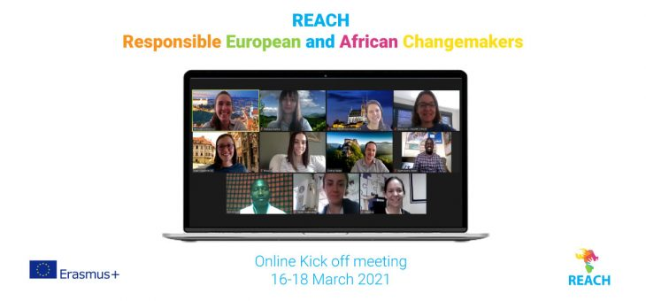 Kick off meeting – REACH: Responsible European and African Changemakers