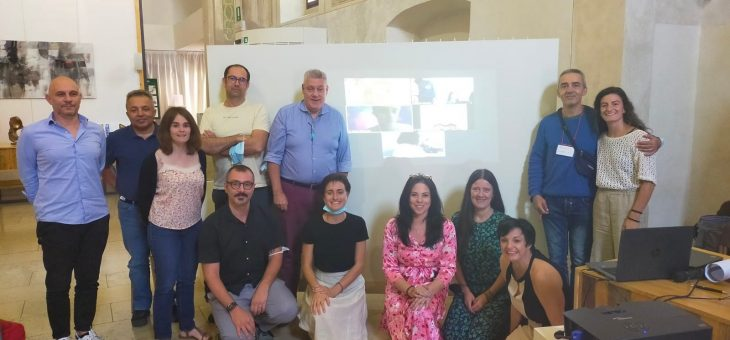 The First Partners Transnational Meeting – NEUEYT Project